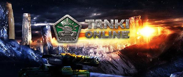 Tanki Online - Customize your tank from its turret to its hull to your liking at the garage and head into combat with other players in the game's many exciting game modes and maps!