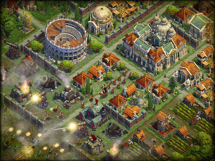 Dominations by Nexon
