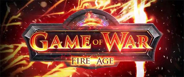 Game of War: Fire Age - Create your own empire and defend it against the forces of enemies in Game of War: Fire Age.