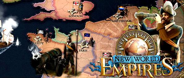 New World Empires - A global strategic and tactical game in the age of musket and sail for the online armchair general.