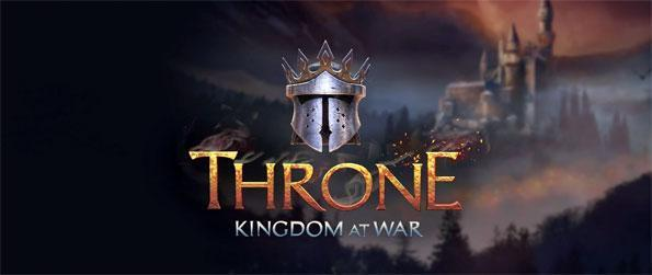 Throne: Kingdoms of War - Prove your right to rule in Plarium's brand-new MMORTS game, Throne: Kingdoms at War!