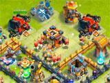 Gameplay for Castle Clash