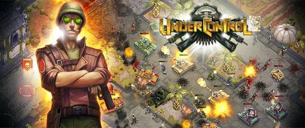 Under Control - Enjoy a game that allows you to take the role of a general and control your army the way you want.