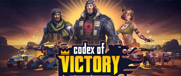Codex of Victory - Fight against the armies of transhuman cyborgs to ensure humanity's survival in Codex of Victory!