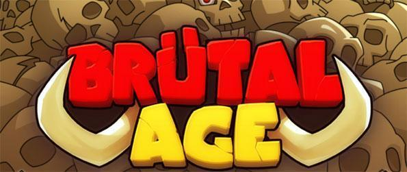 Brutal Age: Horde Invasion - Enjoy this epic strategy game in which you'll get to build an empire of your own.