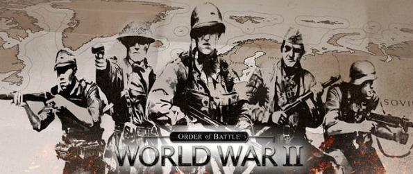 Order of Battle: World War II - Play as the US forces or Imperial Japan in Order of Battle: World War II, a WWII strategy game.