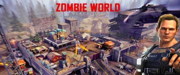 Zombie World: Black Ops - Live in post-apocalyptic world in Zombie World: Black Ops and try to survive.