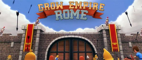 Grow Empire: Rome - Enjoy this delightful strategy game that brings together the best elements of various different genres.