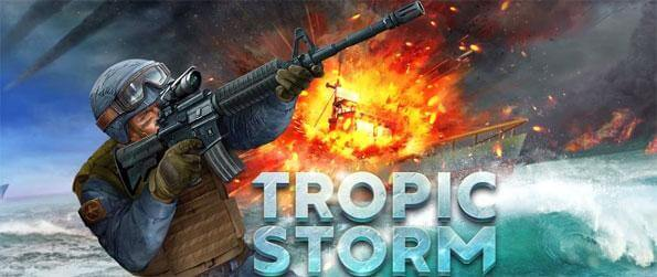 Tropic Storm - Play this awesome MMORTS game that's full of high octane action for all to enjoy.