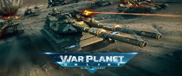 War Planet Online: Global Conquest - Build your base and raise an army strong enough to overpower your foes in a real world map in War Planet Online: Global Conquest.
