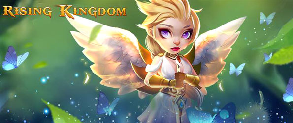 Rising Kingdom - Build your empire from scratch in Rising Kingdom.