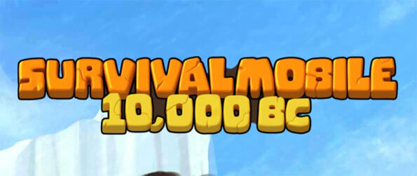 Survival Mobile: 10,000 BC - Immerse yourself in this exhilarating strategy game that takes place in the Stone Age.