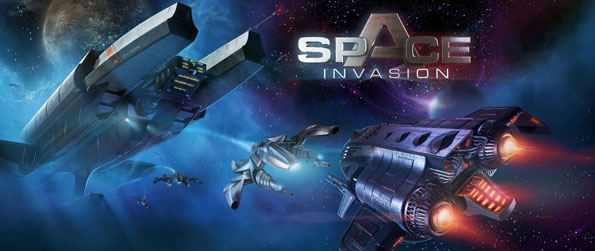 Space Invasion - Set up your base on a dusty little planet and grow it into a formidable space empire in this exciting text-based and space-themed MMO strategy game, Space Invasion!