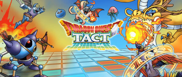 Dragon Quest Tact - Engage in epic strategic combats and outwit your foes in this enthralling action-packed game that'll keep you entertained for hours upon hours.