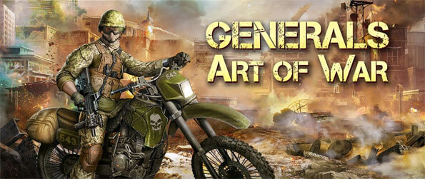 Generals: Art of War - Demonstrate your tactical prowess in this superb strategy game that doesn't disappoint.