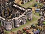 Forge of Empires building a castle