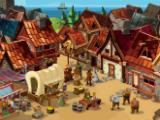 A thriving community in Goodgame Empire