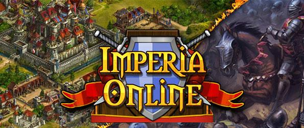 Imperia Online - Build and upgrade your buildings, gather enough resources and recruit units to your army in Imperia Online.