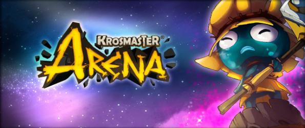 Krosmaster Arena - Become the master of the Krosmoz, and battle other players using anime-inspired figurines to be the ultimate champion!