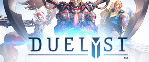 Duelyst - Duelyst is a tactics style card game wherein you launch units, spells and equipment in order to best out your opponent in a turn-based strategy setting.