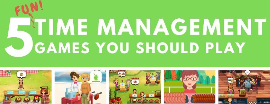 5 Fun Time Management Games You Should Play large