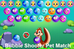 Bubble Shooter Pet Match thumb