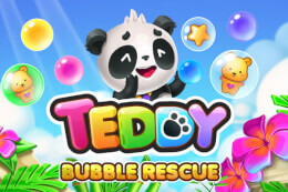 Teddy Bubble Rescue thumb