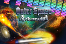 Outerspace Arkanoid thumb