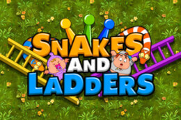 Snakes and Ladders: King thumb
