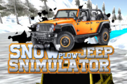 Snow Plow Jeep Simulator thumb