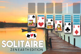 Solitaire: Zen Earth Edition thumb