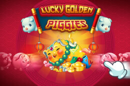 Lucky Golden Piggies thumb