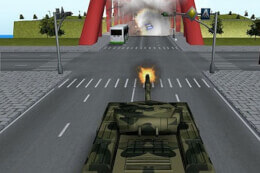 Army Tank Driving Simulation Game thumb