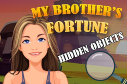 Hidden Objects - My Brother's Fortune thumb