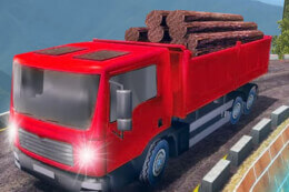 Truck Driver Cargo Game thumb