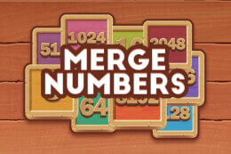 Merge Numbers: Wooden Edition thumb