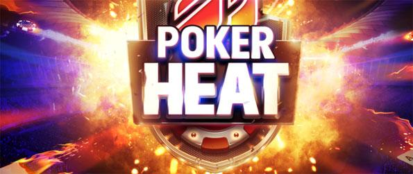 Poker Heat - Go up the tiers and earn exclusive rewards.