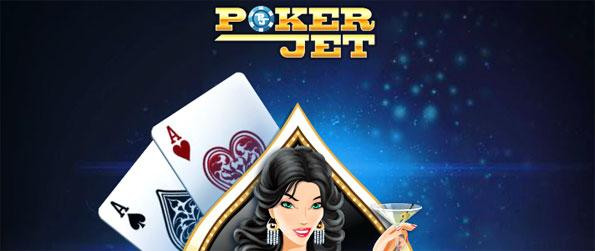 Poker Jet - Win big with your exceptional Poker skills.