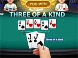 PlayWPT - Texas Hold Em Poker Three of a Kind