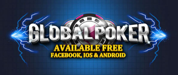 Global Poker - Play an exciting game of poker in Global Poker.
