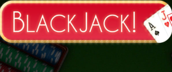 BlackJack! - Experience the excitement of blackjack as played in a casino in Blackjack!