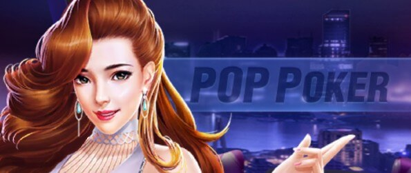POP Poker—Texas holdem game - Hold on to your chips and win it all in this brand new free online casino game!