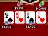 CasinoX Texas Hold'em Poker