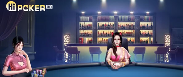 Hi Poker 3D: Texas Holdem - Immerse yourself in one of the most famous card games and win big prizes in this entertaining poker game that offers an abundance of features.