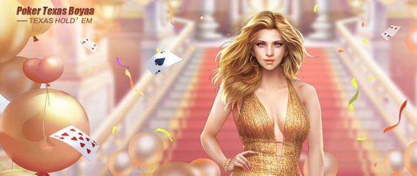 Poker Texas Boyaa - Immerse yourself in a poker experience similar to international standards in this delightful casino game.