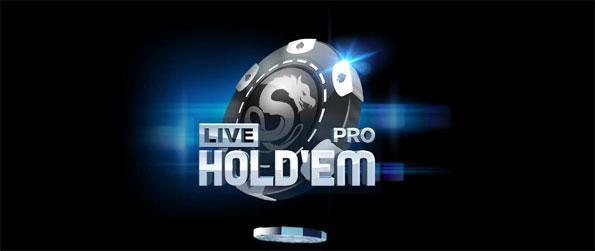 Live Hold'em Poker Pro - Play this awesome poker game that will get you completely hooked from the very first minute.
