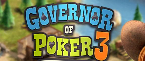 Governor of Poker 3 - Play various Poker games with varying betting risks and payouts.