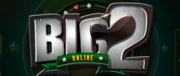Big2 Online - Form Poker hands to best your opponents from the game.