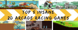 Top 5 Insane 2D Arcade Racing Games thumb