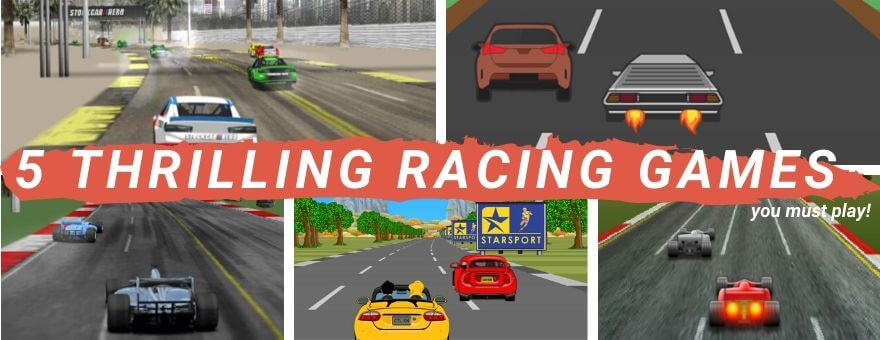 5 Thrilling Racing Games You Must Play! large